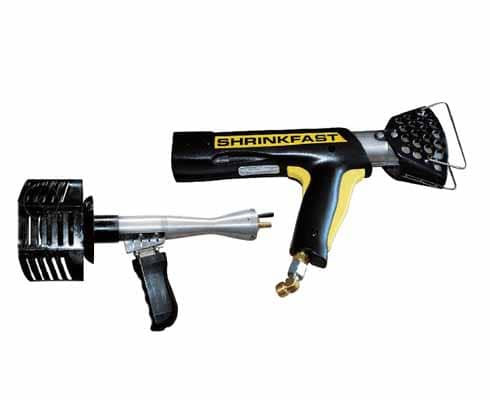 heat gun for shrink wrap