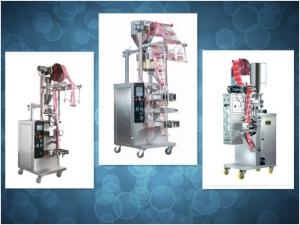 Full Automatic Vertical Granule Packing Machine