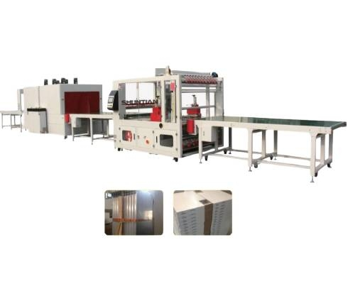 Double-side-sealer-shrink-machine