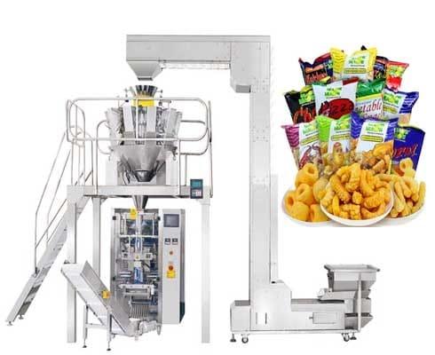 FL type vertical granule packing machine
