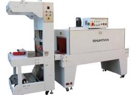 Semi-auto-Sealing-and-Shrinking-machine