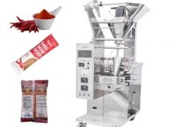chilli pepper powder pouch sachet packing machine