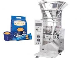 coffee powder pouch sachet packing machine