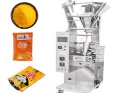 curry powder sachet packing machine