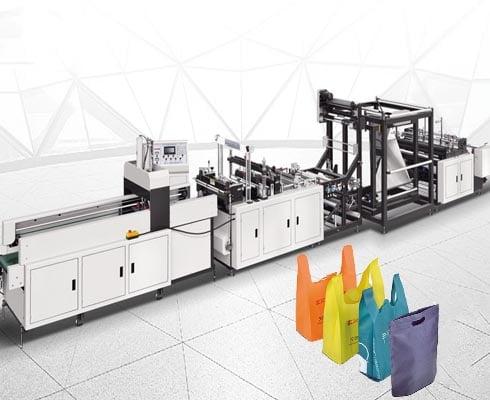 ST-A700 non woven bag making machine
