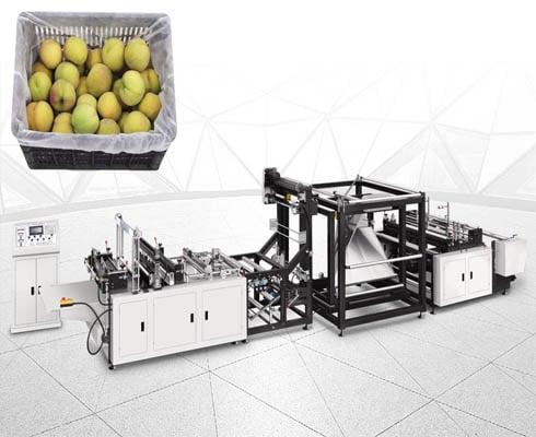 ST-B700 Non-woven fruit bag making machine