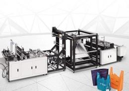 ST-B700 flat pocket bag non-woven making machine