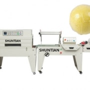 shrink wrap machine for bath bombs